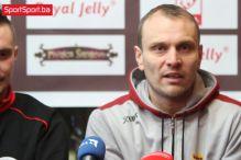 Gvozdić: Drago mi je da igramo protiv naših prijatelja