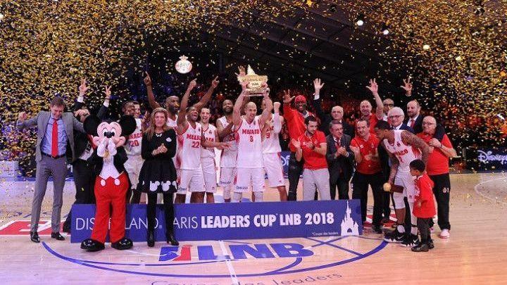 Kikanović i Robinson odveli Monaco do trofeja u Kupu