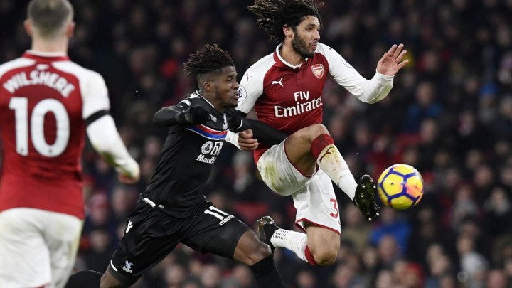 Arsenal posudio veznjaka