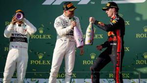 Bottas slavio ispred Hamiltona u Australiji