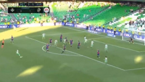 Joaquin u 98. minuti 'ubio pauka' na golu Huesce