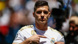 Luka Jović već napušta Real Madrid?!