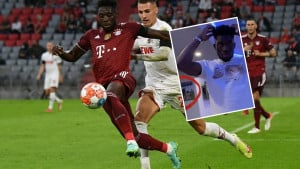 Odala ga pozadina: Fudbaler Bayerna ispunio obećanje dato prije godinu