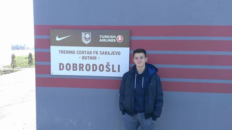 Kadeti FK Sarajevo počeli sa pripremama, novo ime Tarik Ramić