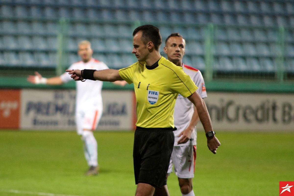 UEFA ponovo nagradila Irfana Peljtu i njegov tim