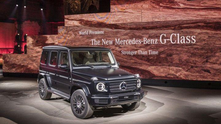 Nakon 39 godina: Novi Mercedes G-klase!