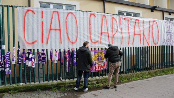Fiorentina će doživotno isplaćivati Astorijevu platu njegovoj ženi i kćerki