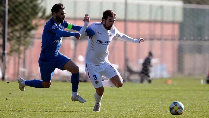 FK Borac uprkos lošem rezultatu odigrao pristojan meč protiv Dinamo Kijeva