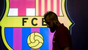 Svi su slavili pobjedu nad Sevillom, ali fotografija Vidala je u centru pažnje