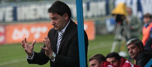 Ibraković nije nezadovoljan žrijebom