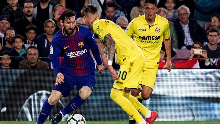 Žutoj podmornici se ne piše dobro: Villarreal je rednovna Messijeva mušterija