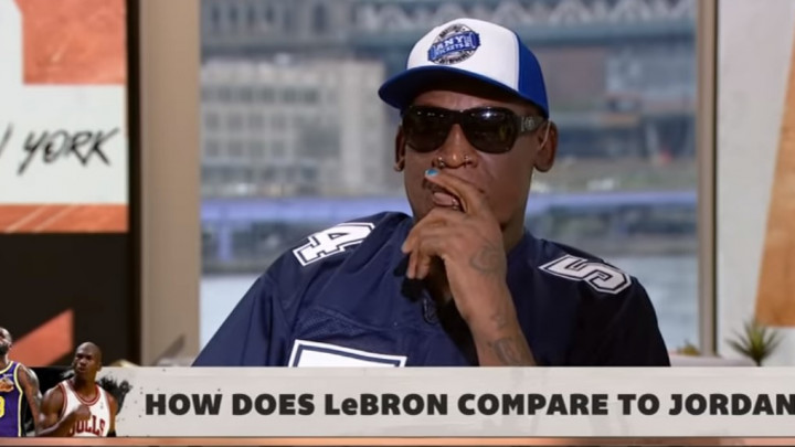 Dennis Rodman: Da Michael Jordan igra danas, ubacivao bi 50 poena po meču