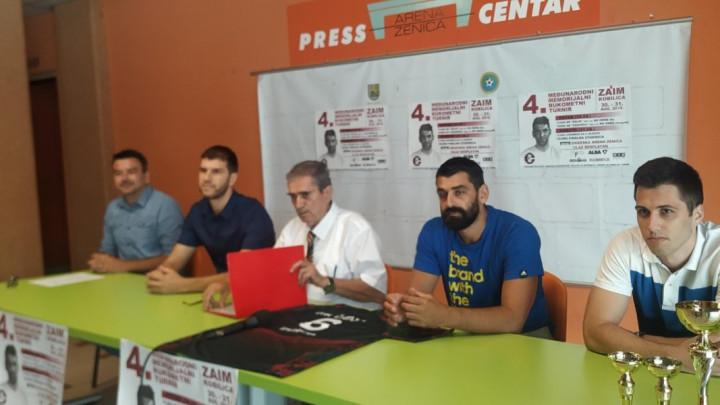 """Sutra počinje Međunarodni rukometni turnir """"Zaim Kobilica"""""""
