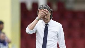 Predsjednik Beneventa na surov način kažnjava Inzaghija i igrače zbog ispadanja iz Serije A