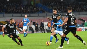 Krunićeva sjajna asistencija, ali raspucani Mertens je uništio Empoli