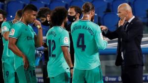 Zidane i definitivno prekržio dvije velike zvijezde: Svi igraju, samo oni sjede