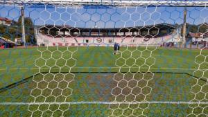 Pogledajte kakvi uslovi vladaju na terenima pred utakmice Kupa BiH