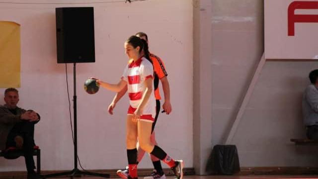 Lucija Vistorop: Nadam se kvalitetnom rukometu te našoj pobjedi