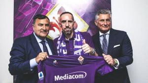 Franck Ribery izabrao broj u Fiorentini