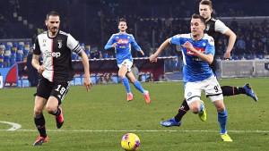 Atletico Madrid se uključio u borbu za napadača Napolija