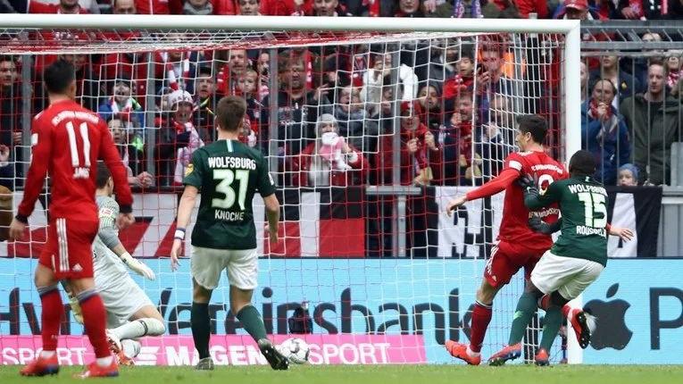 Lewandowski ispisao historiju Bundeslige, iza sebe ostavio i Vedada Ibiševića