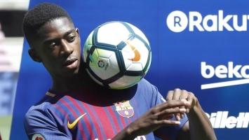 Dembele: Messi nije sa ovoga svijeta