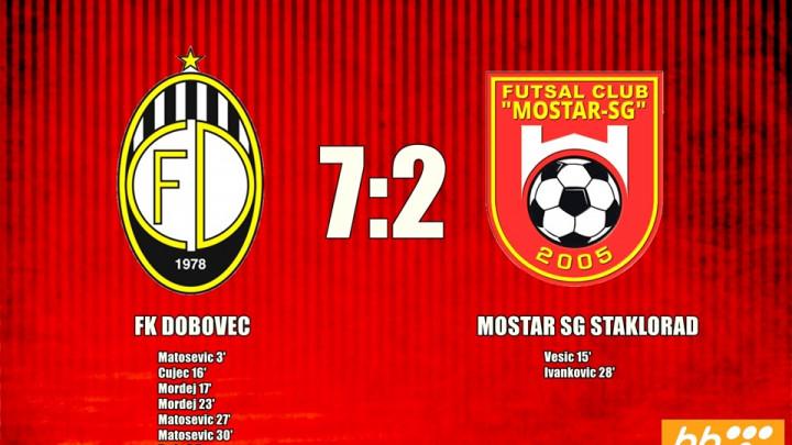 Mostar SG Staklorad ubilježio i drugi poraz u Ligi prvaka