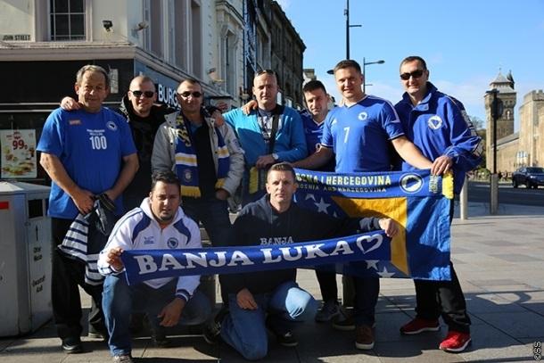 blusrcu.ba-FOTO: Navijači sve brojniji na ulicama Cardiffa