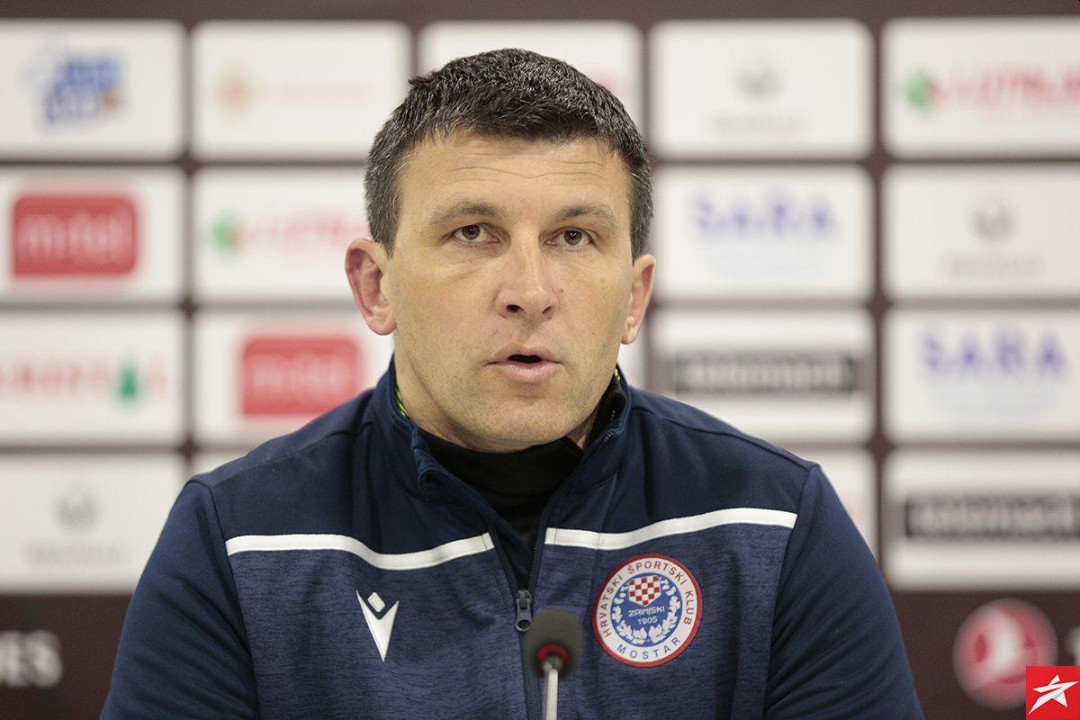 Jakirović: Premalo smo uradili da bismo danas osvojili tri boda