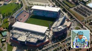 Sarajevo će sutra igrati na kontroverznom stadionu
