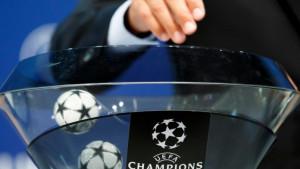 Poznati parovi play-offa Lige prvaka