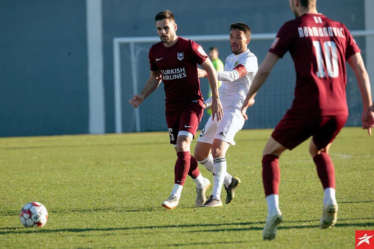 FK Sarajevo u generalci protiv FK Goražde