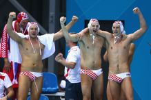 Hrvatska razbila Crnu Goru za polufinale