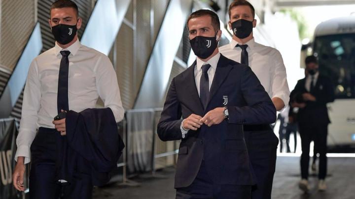 Stigao je Juventusov sastav za gradski derbi: Je li Pjanić platio ceh za dernečenje?