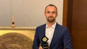 Amel Tuka najbolji atletičar Balkana!