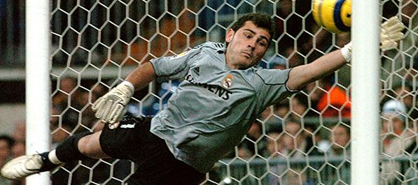 Casillas najbolji svjetski golman