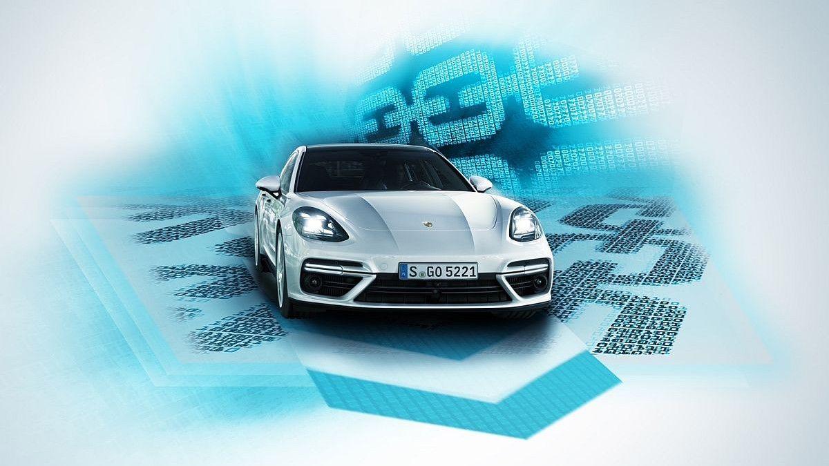 Porsche testira blockchain aplikacije za automobile