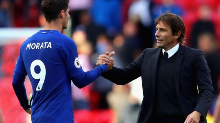 Nikom više neće pasti na pamet da nosi broj 9 u Chelseaju