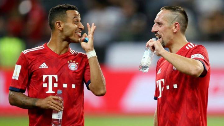 Fotografija Bayernovih igrača nakon osvojenog trofeja izazvala je veliku pažnju