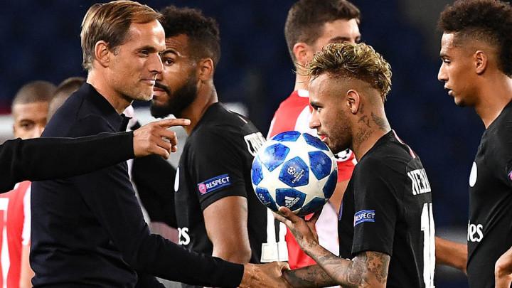 Trener PSG-a odavno nije ovako govorio o Neymaru