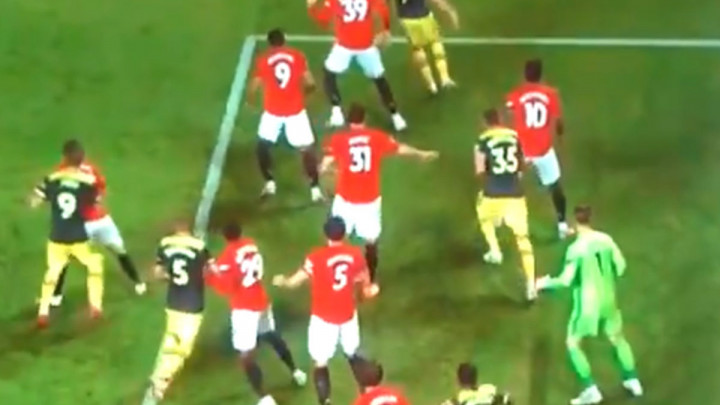 Zna li Maguire koga je uopšte pokrivao kod gola Southamptona za 2:2?