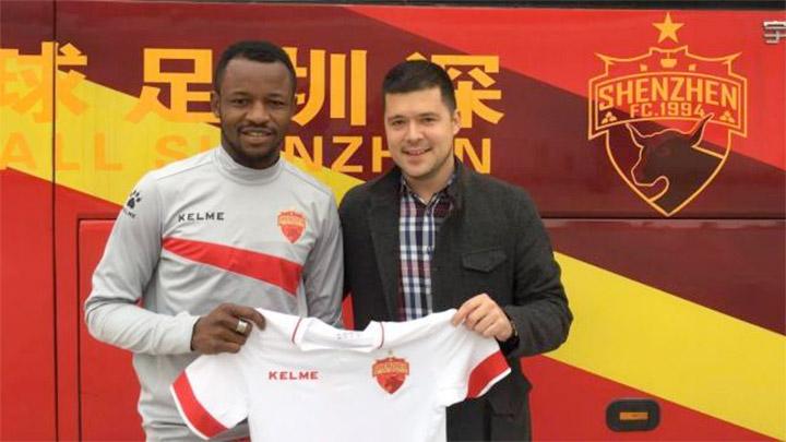 Oumarou potpisao za Shenzhen