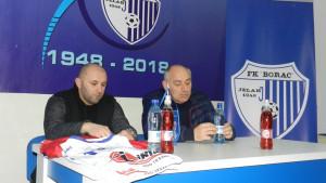 Đekanović: Borac je sjajno organizovan, nismo pod pritiskom i to je naša prednost