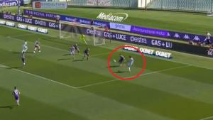 Morata ušao u igru i nakon samo 30 sekundi zabio golčinu u Firenci