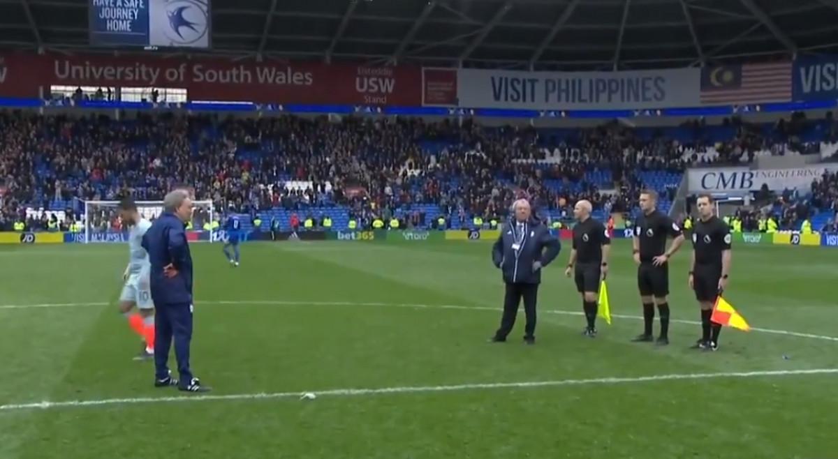 Trener Cardiffa na neobičan način iskazao nezadovoljstvo zbog krađe u režiji sudijske trojke