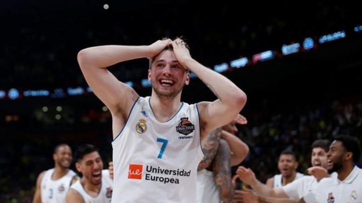 Čak se i Luka Dončić oglasio nakon plasmana Hrvatske u polufinale