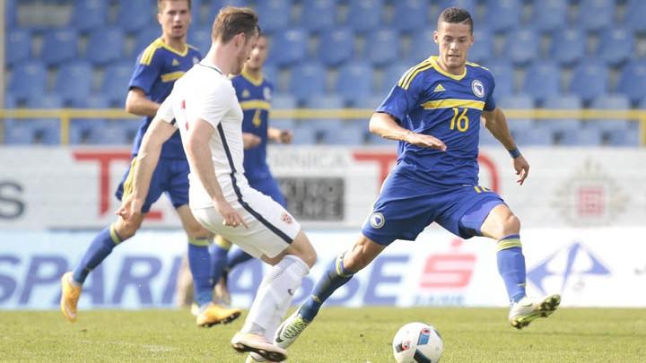 Na pomolu zvučan transfer: Osijek dobio ponudu za Hajradinovića