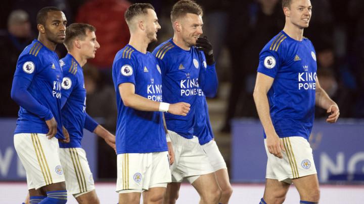 Leicester razbio Aston Villu