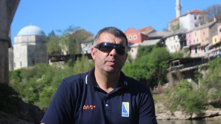Samir Lerić: Ni za čim ne žalim niti bih išta mijenjao, a moj Mostar najljepši je grad na svijetu