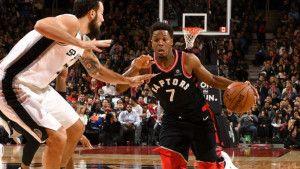 Raptorsi slavili protiv Spursa, Netsi nakon sjajnog preokreta do pobjede